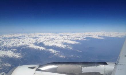 In volo con Iberia da Milano a Madrid (andata e ritorno)
