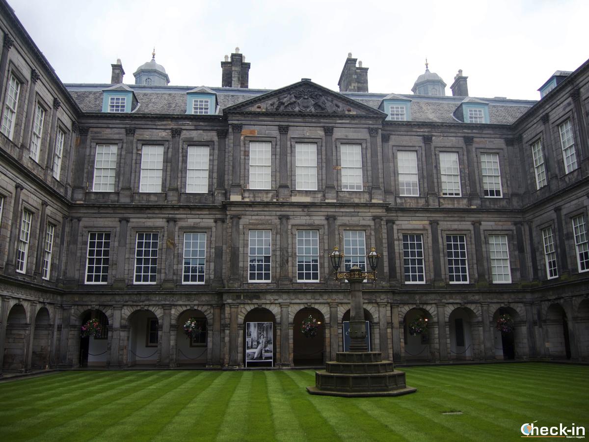 Cosa vedere ad Edimburgo: visita di Holyrood Palace