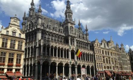 Ricordi di viaggio: Bruxelles 2013