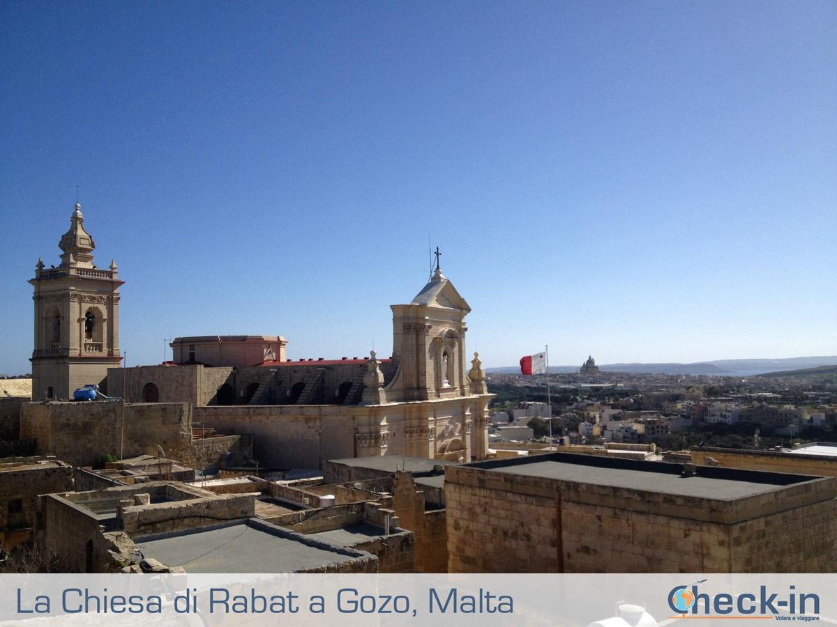 Malta e Gozo, visita di Rabat, la capitale dell'isola minore
