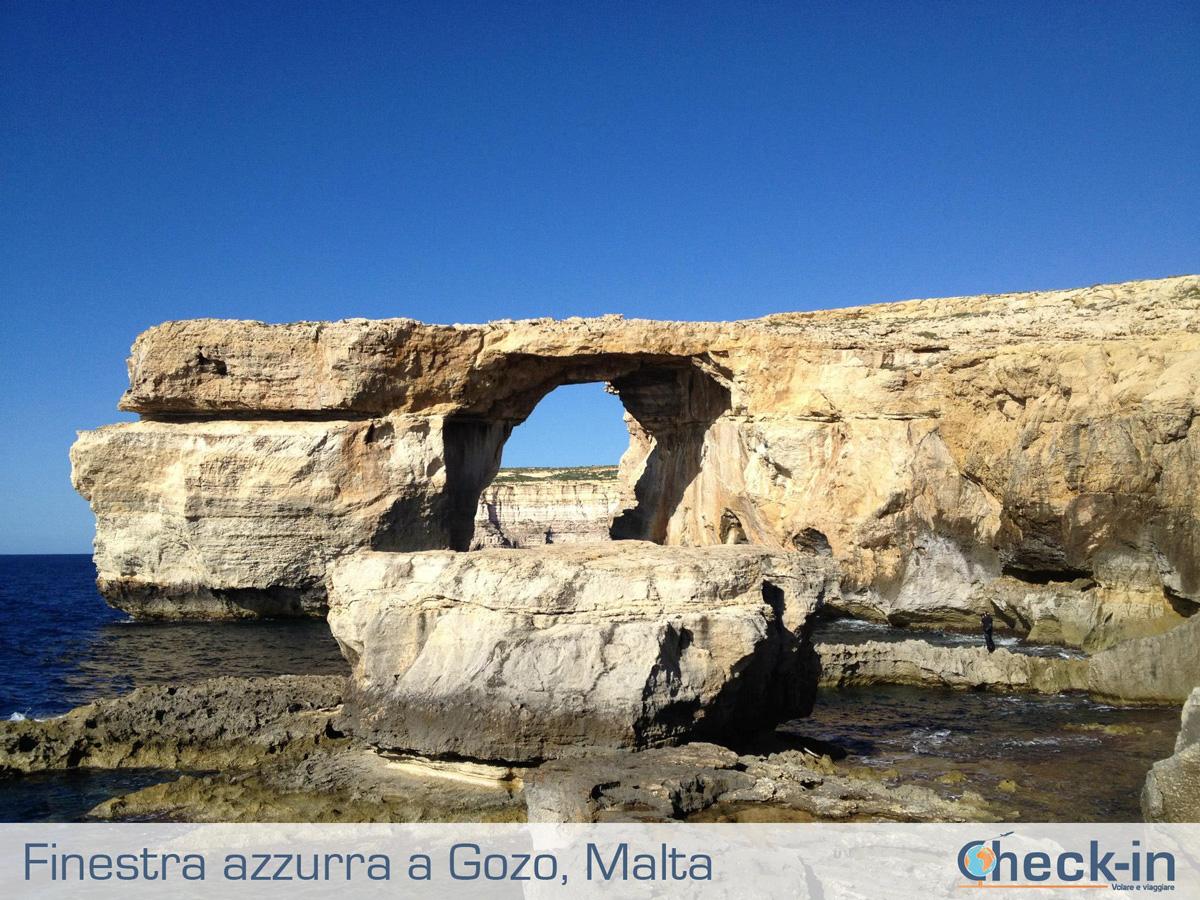 Malta e Gozo, la meraviglia Azure Window