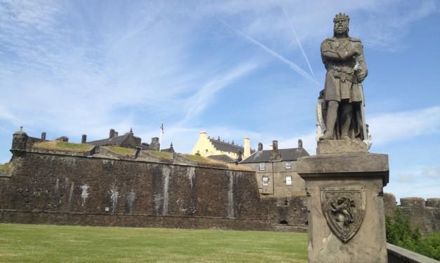 Tour giornaliero della Scozia alla scoperta delle Lowlands: Stirling, Doune Castle e Loch Lomond