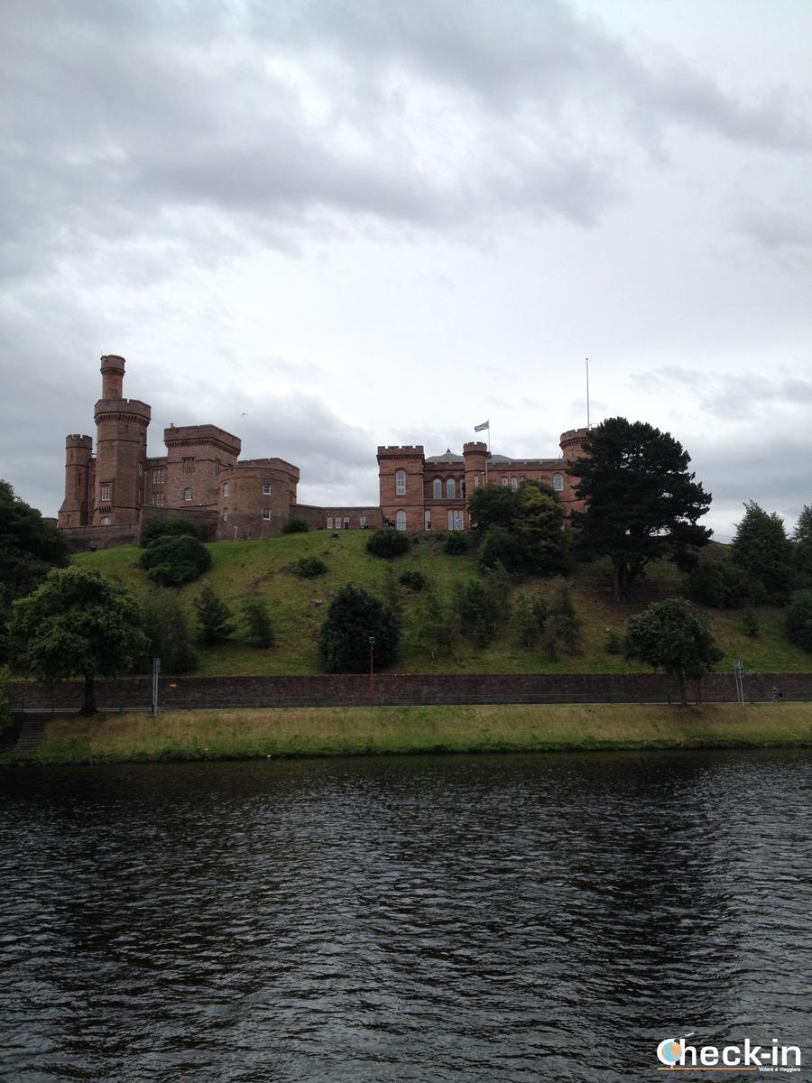 Il Castello che domina su Inverness