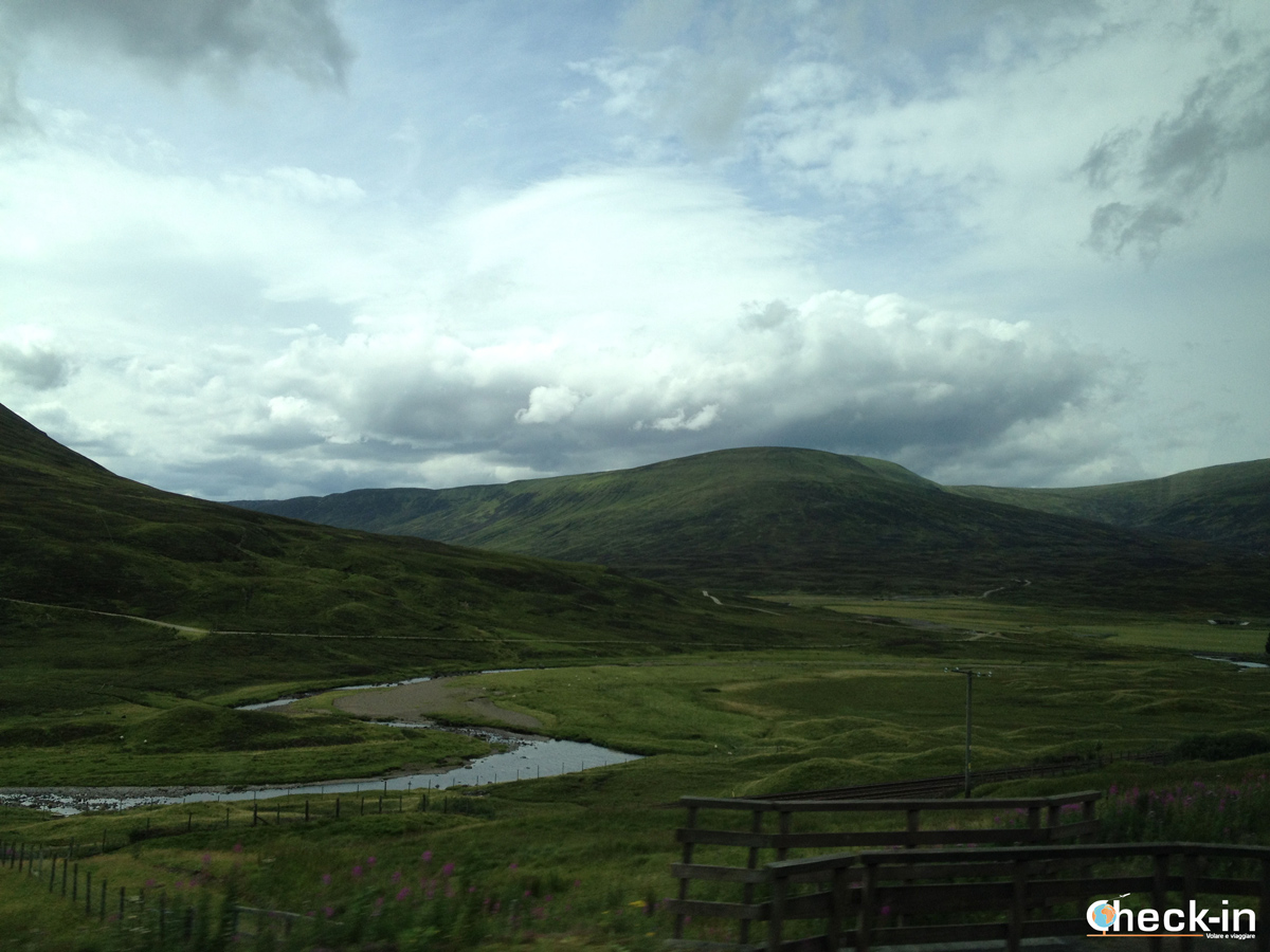 Scozia settentrionale: in viaggio verso Inverness