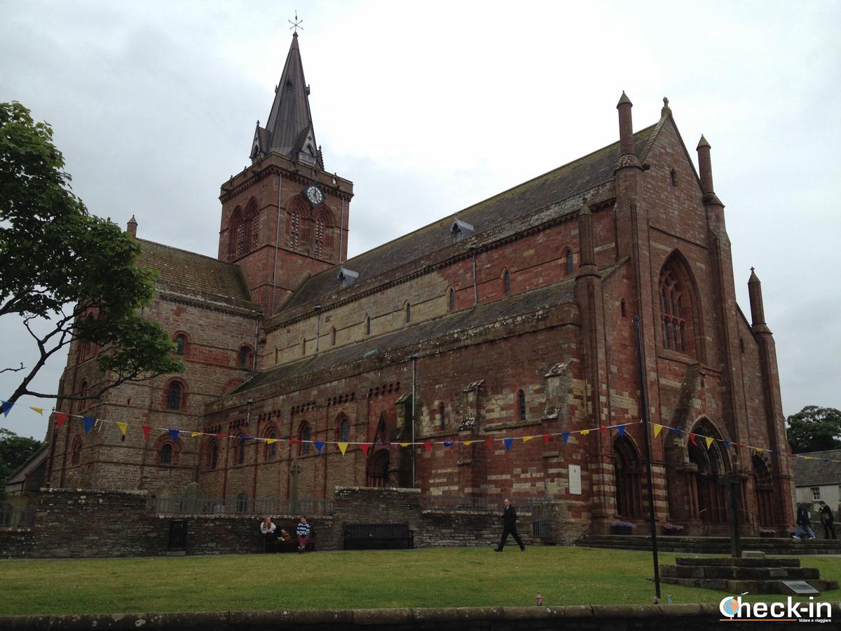 Scozia settentrionale: visita di Kirkwall e della sua Cattedrale