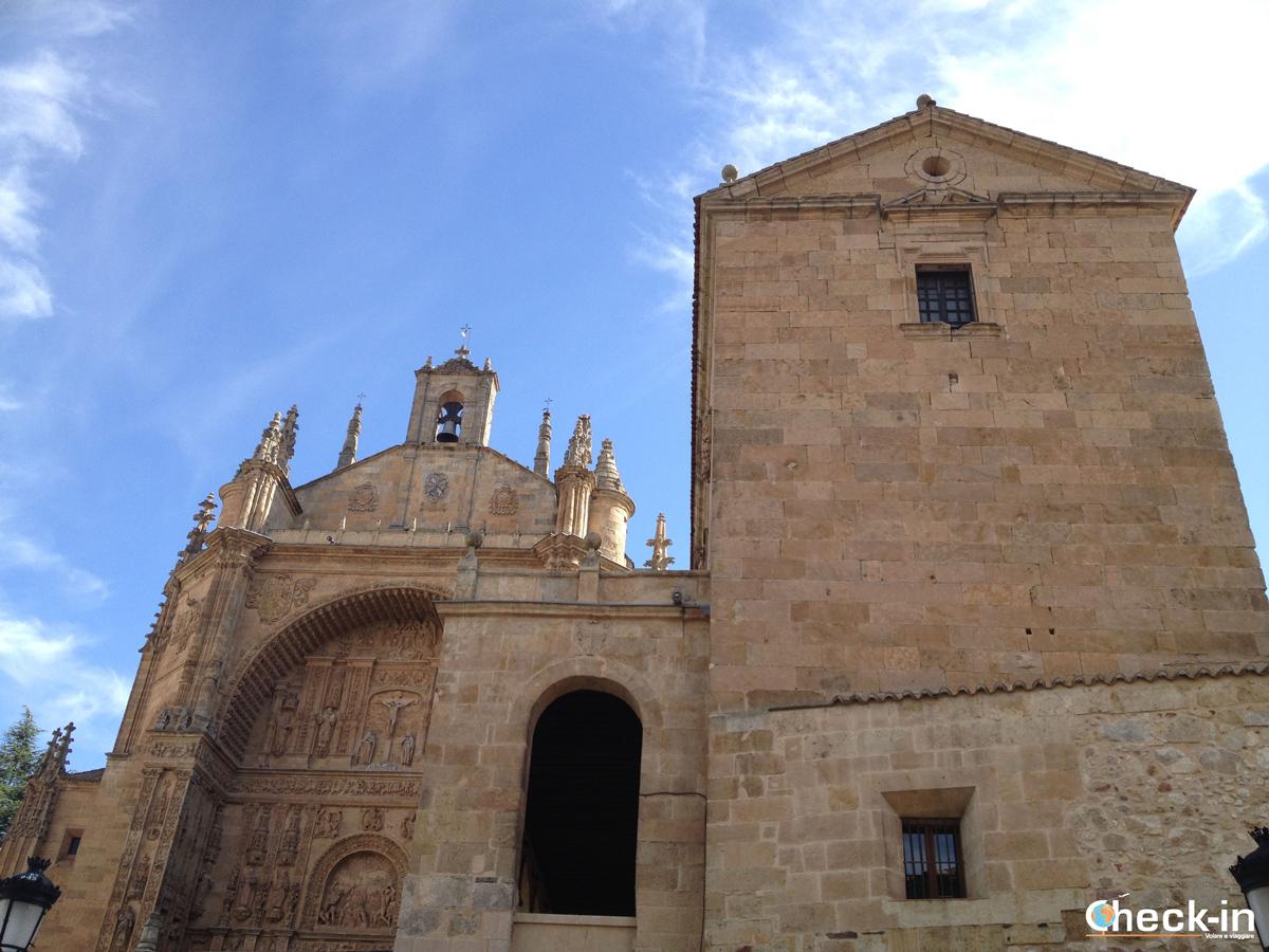 Un weekend a Salamanca: la Chiesa-Convento di S. Stefano