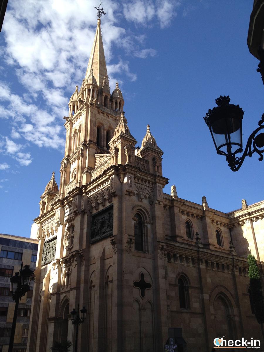 Weekend a Salamanca: la Iglesia de S. Juan de Sahagún