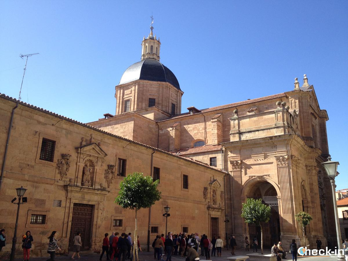 Weekend a Salamanca: Iglesia de la Purísima