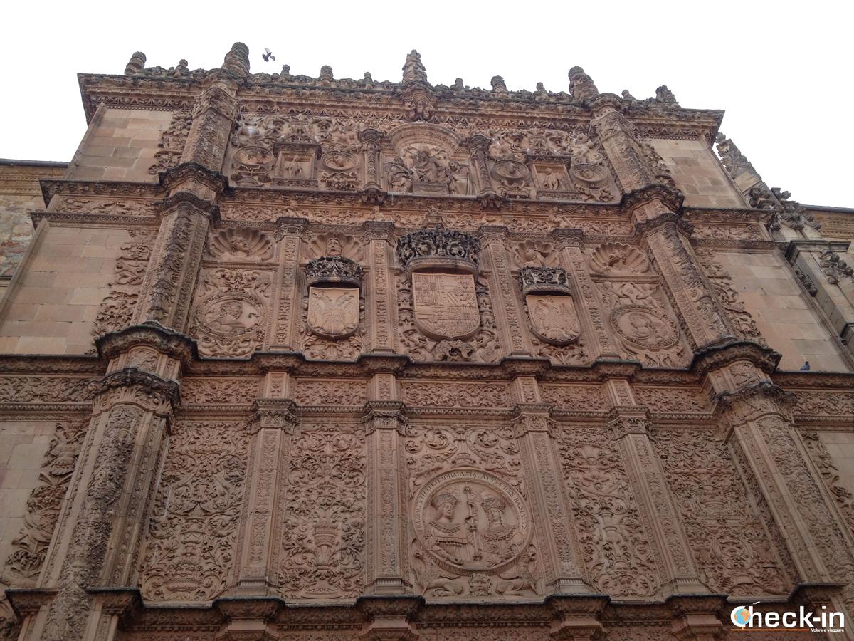 Un weekend a Salamanca: Patio de Escuelas