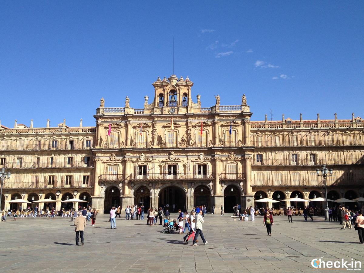 Weekend a Salamanca: Plaza Mayor