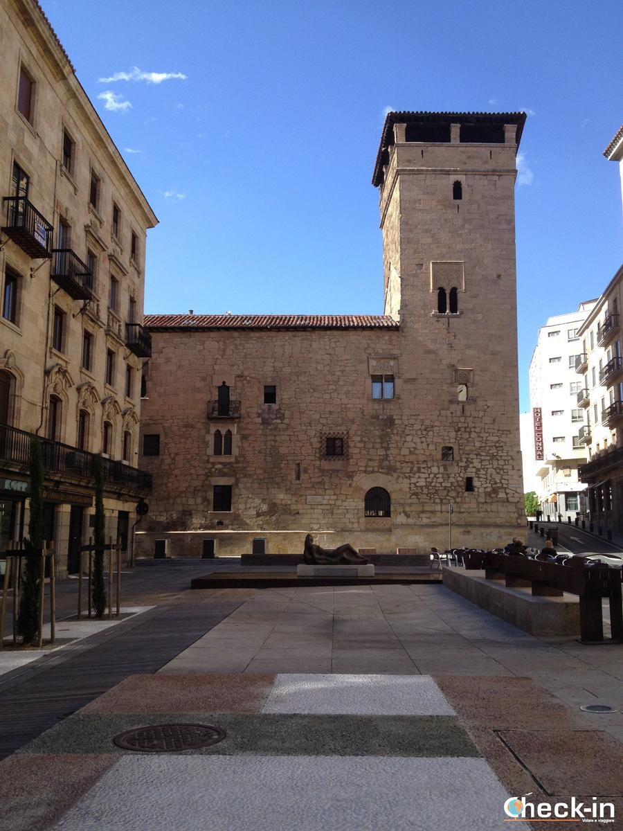 Weekend a Salamanca: la Torre del Aire