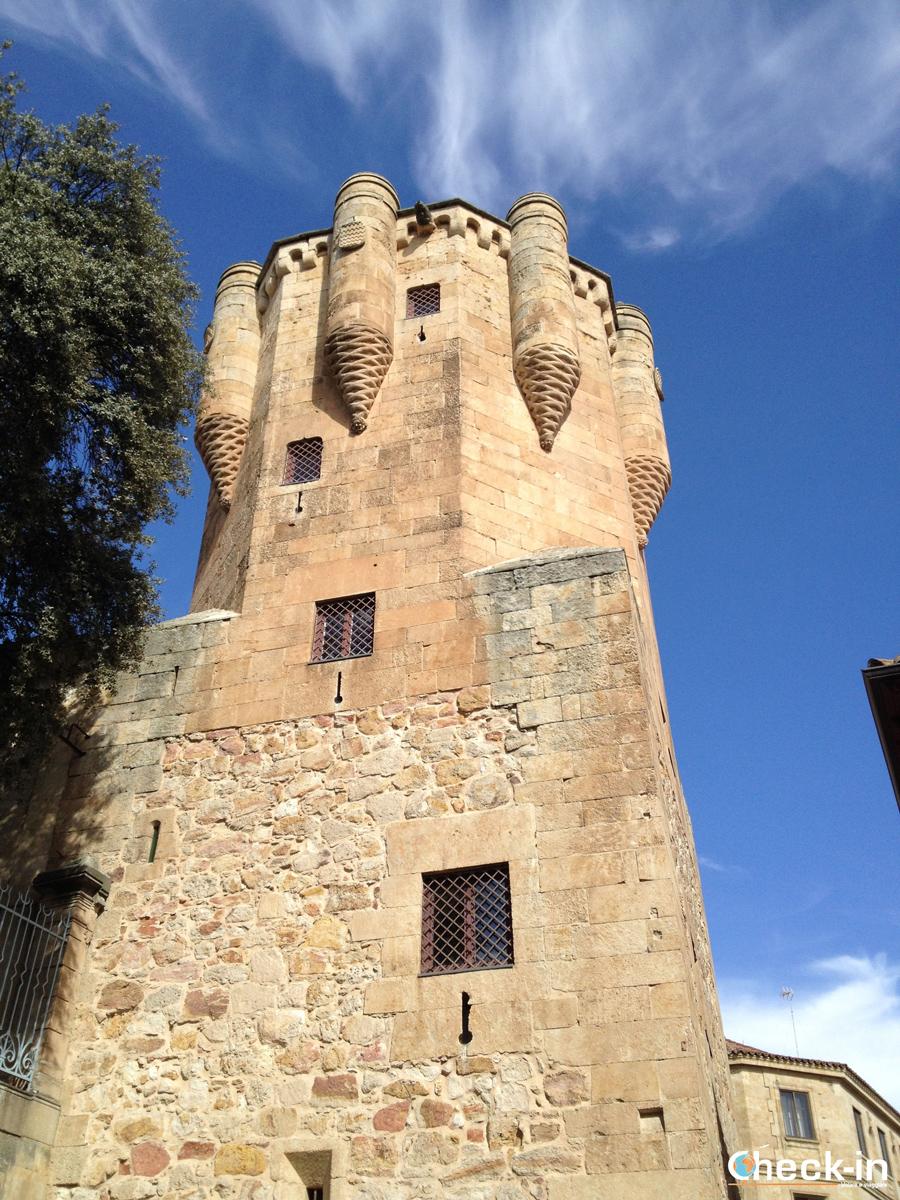Weekend a Salamanca: la Torre del Clavero