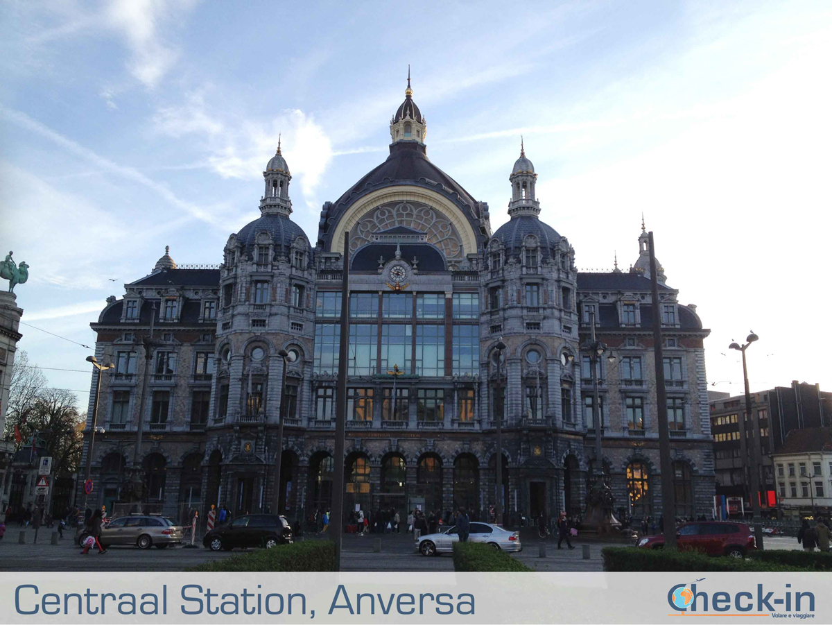 weekend a Anversa, la sua Centraal Station