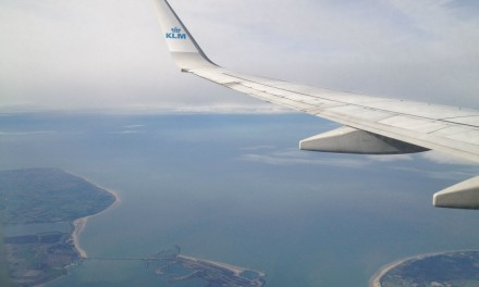 In volo con Klm da Milano ad Amsterdam Schiphol
