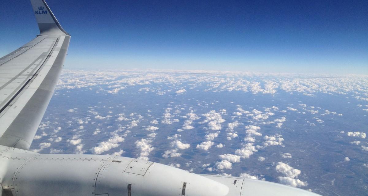 Con lo SkyTeam in volo da Milano ad Amsterdam