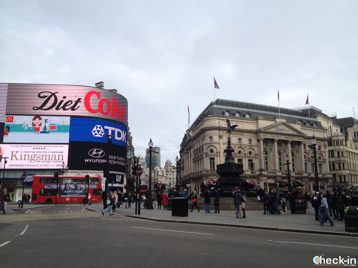 Cosa vedere a londra in due giorni i luoghi e le for Londra posti da non perdere