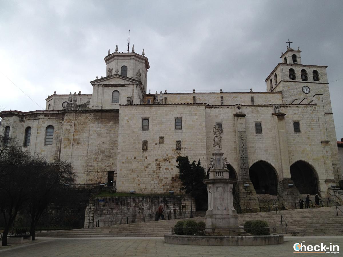 La Cattedrale di Santander