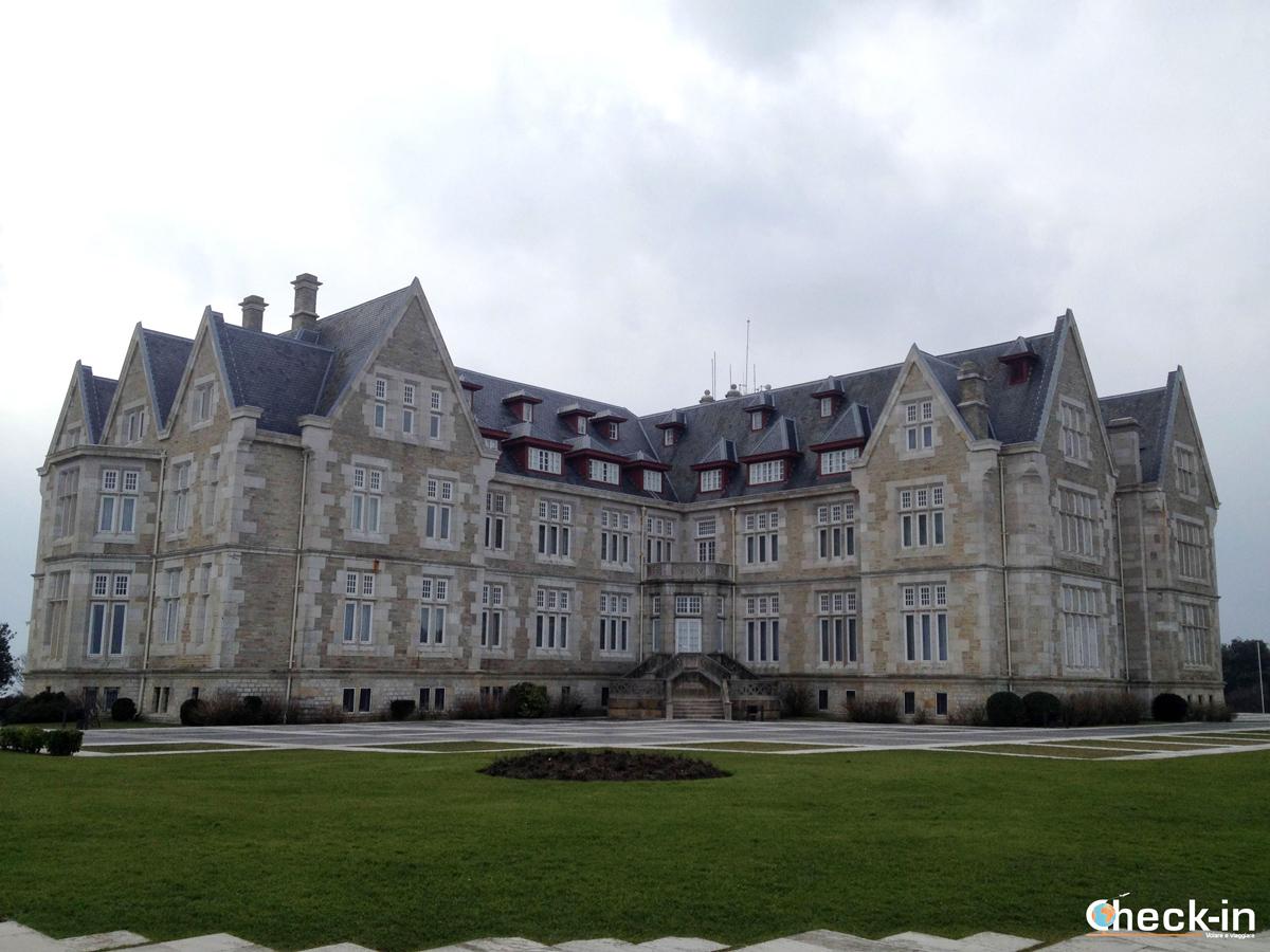 Il Palazzo della Magdalena di Santander