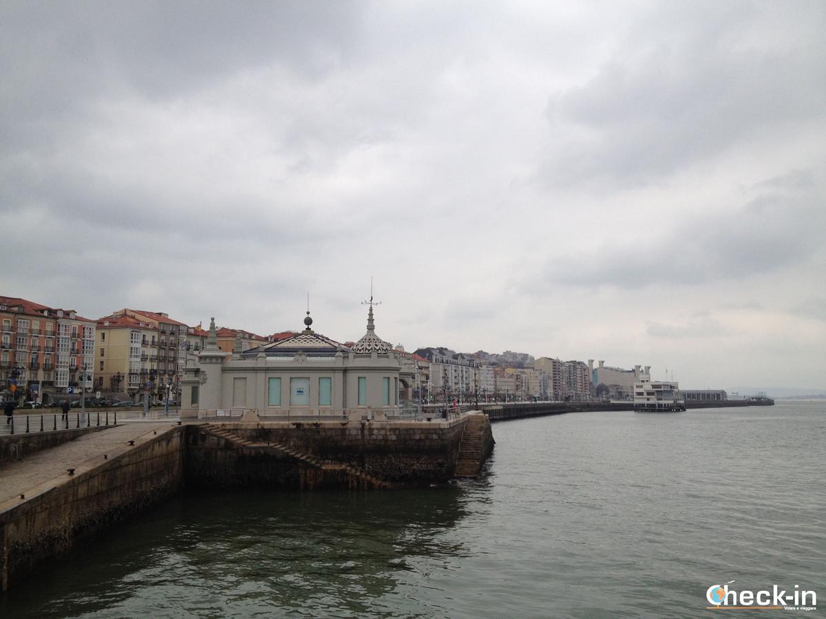 Imbarcadero e Baia di Santander