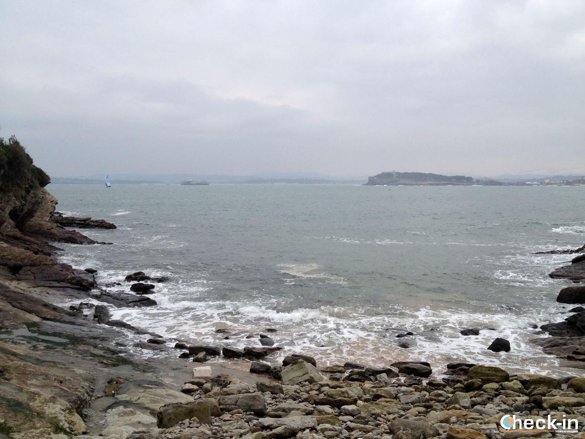 Playa molinucos di Santander