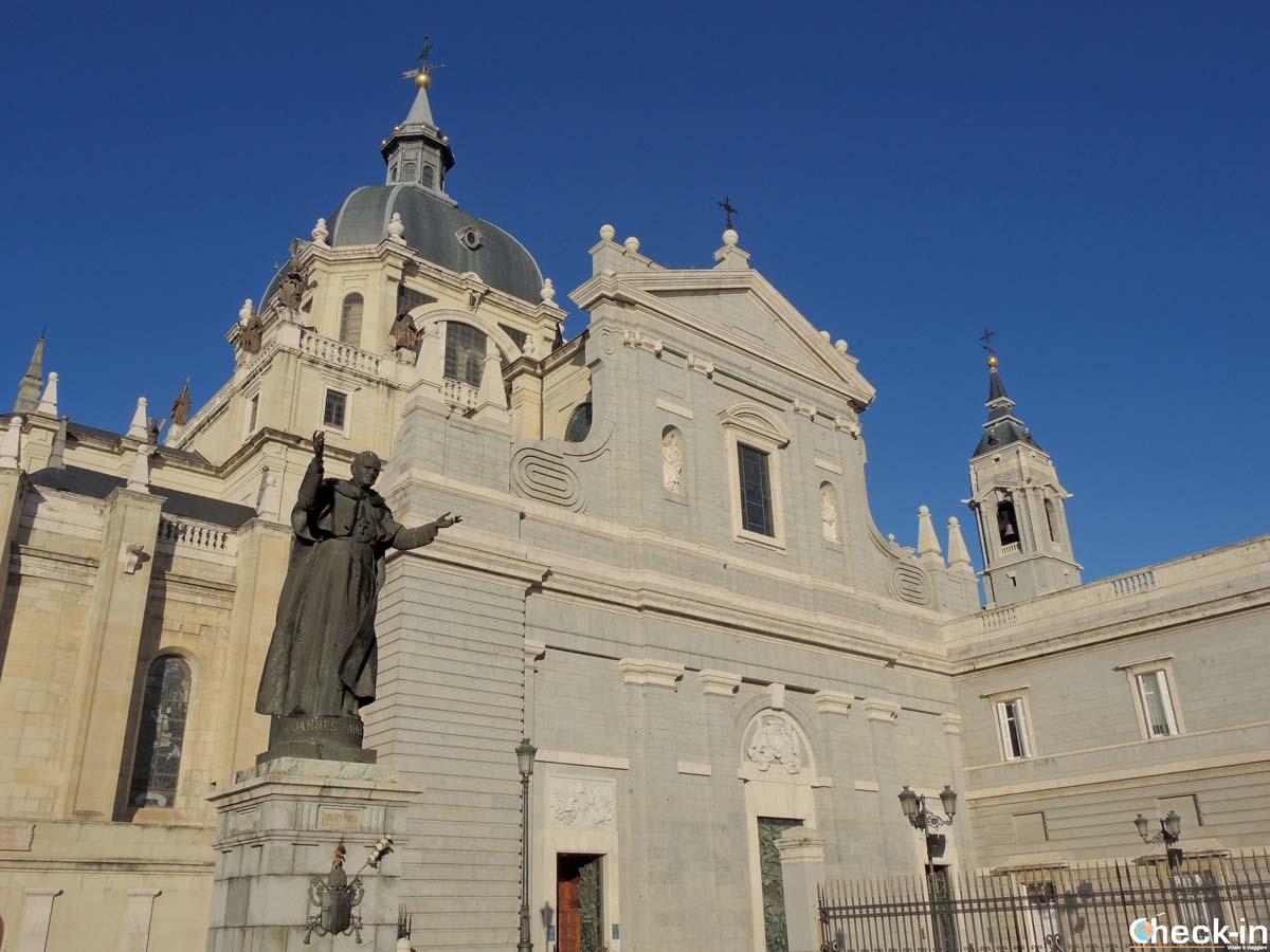 10 cose da vedere a Madrid: la Cattedrale dell'Almudena