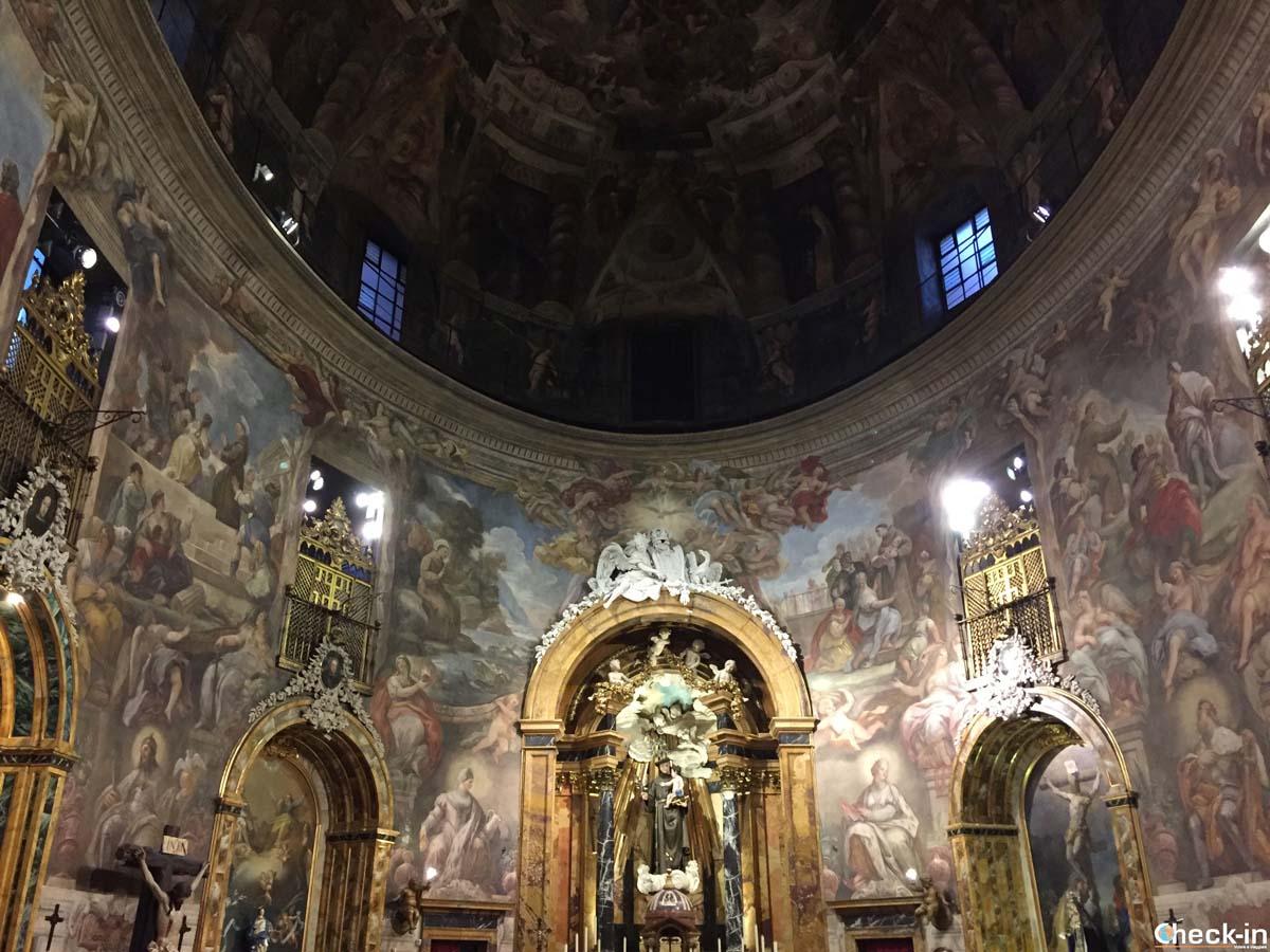 5 cose da vedere a Madrid: la Iglesia de San Antonio de los Alemanes