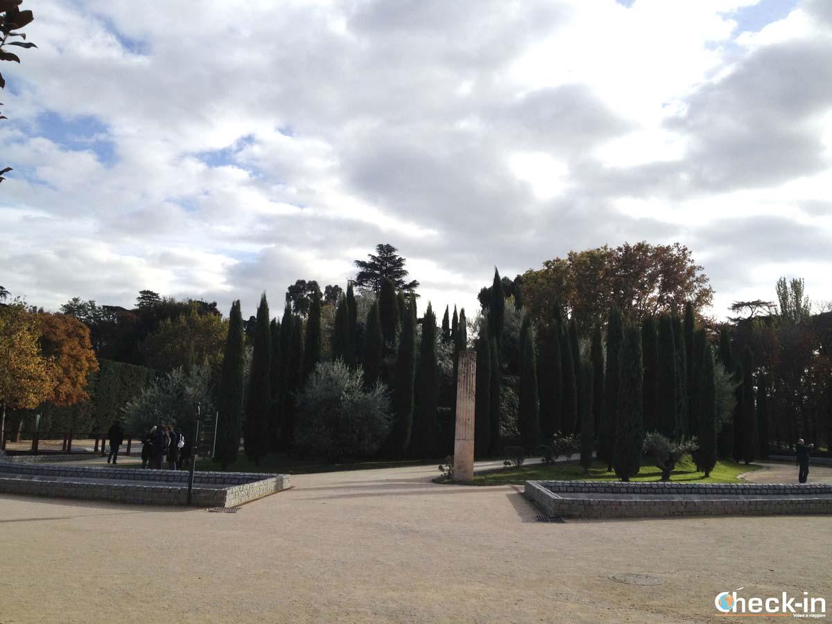 5 cose da fare a Madrid: il Bosque de los Ausentes