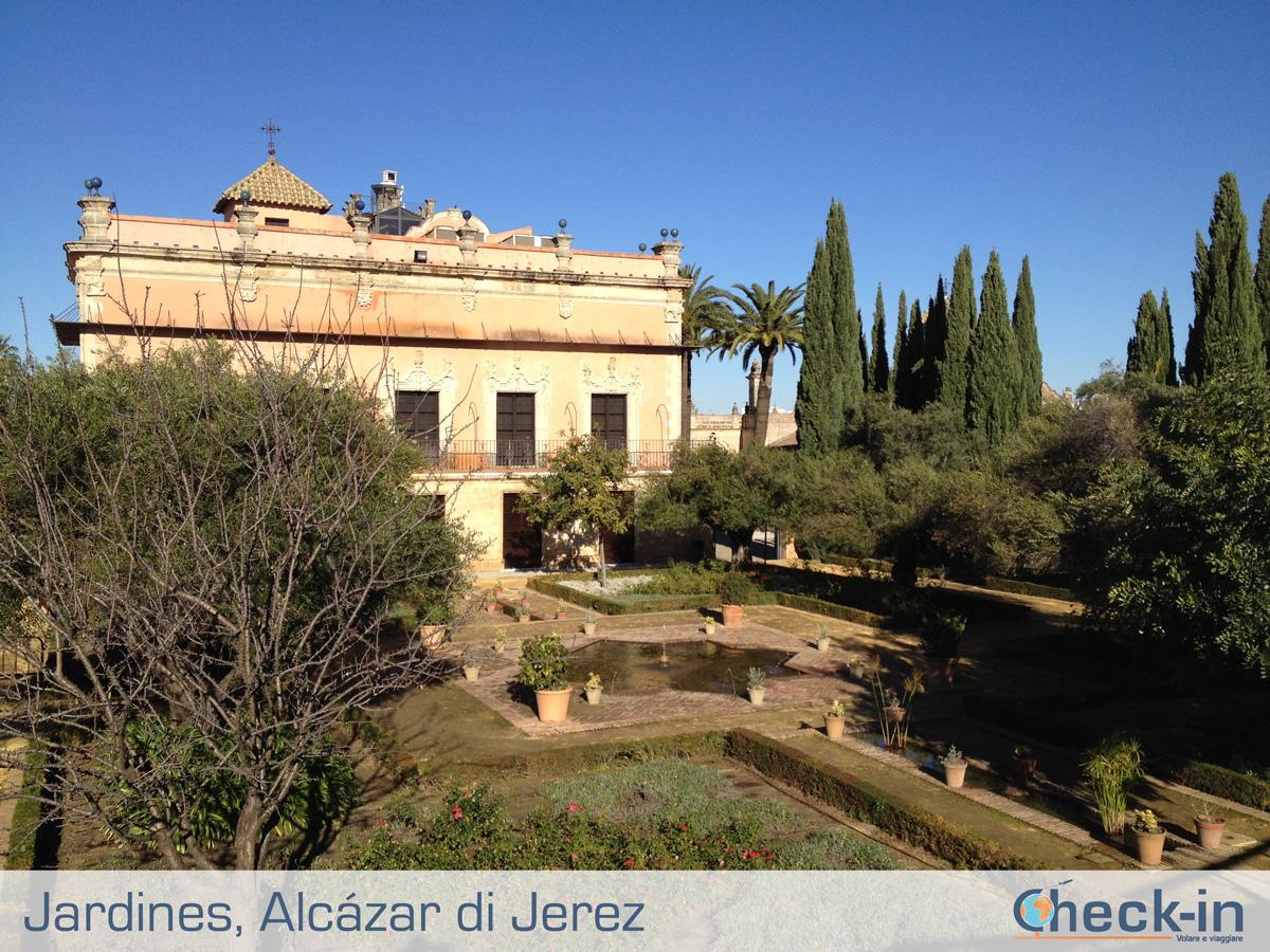 L 39 Alcazar Di Jerez De La Frontera Cosa Vedere