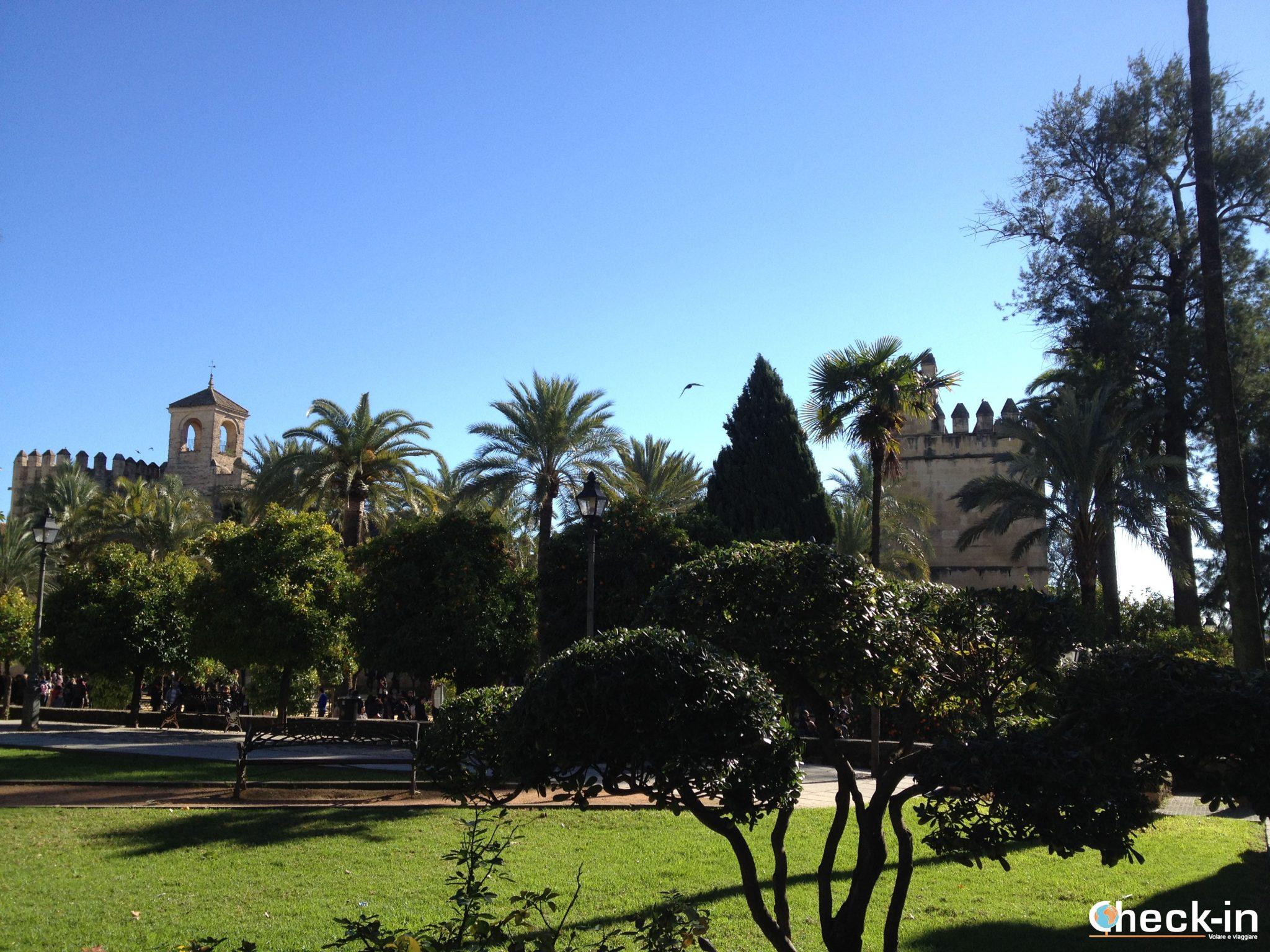 Luoghi da visitare a Cordoba in un giorno: l'Alcázar - Andalusia, Spagna del sud