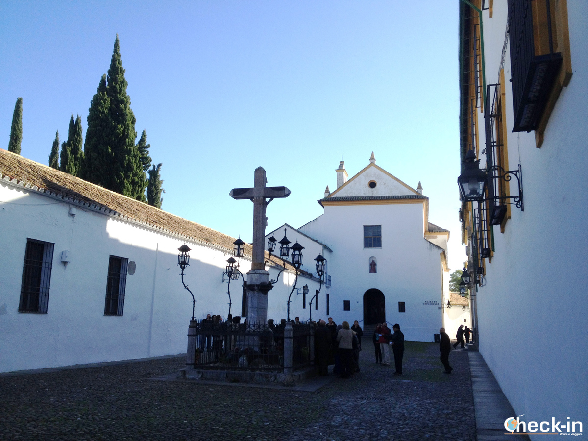 Cosa vedere a Cordoba in un giorno: piazza Cristo de los Faroles, Andalusia