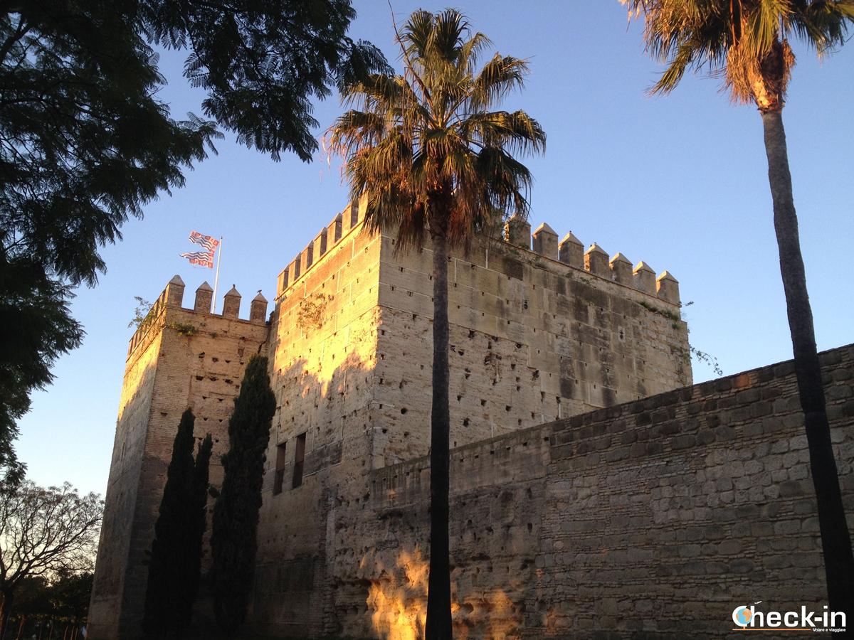 L'Alcázar di Jerez de la Frontera
