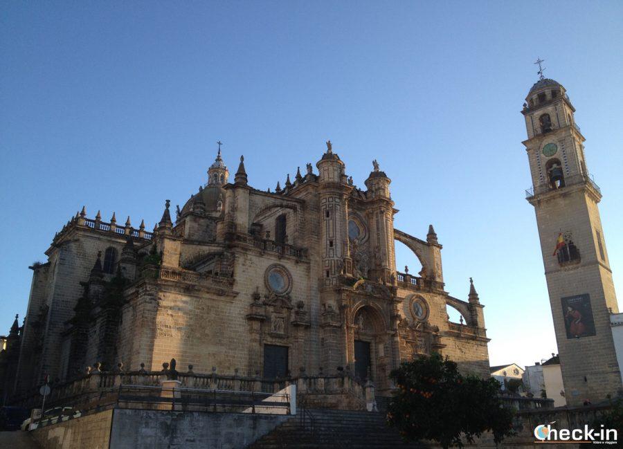 La Cattedrale di Jerez de la Frontera