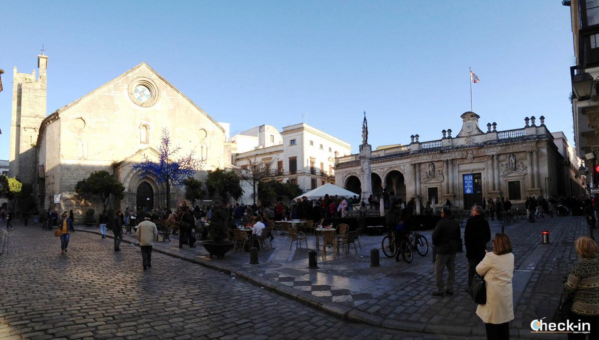 Jerez de la Frontera: Plaza de la Asunción
