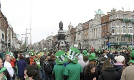 Viaggio in Irlanda: celebrare San Patrizio a Dublino