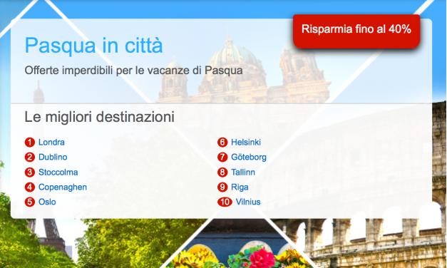 Offerte hotel Hotels.com > Pasqua e primavera 2015 [scadute]