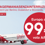 Offerte voli Air Berlin > Germania e Austria a partire da 99€ a/r