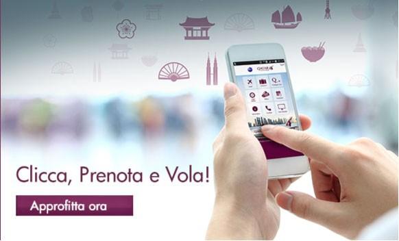 Offerte voli Qatar Airways da Milano, Roma e Venezia