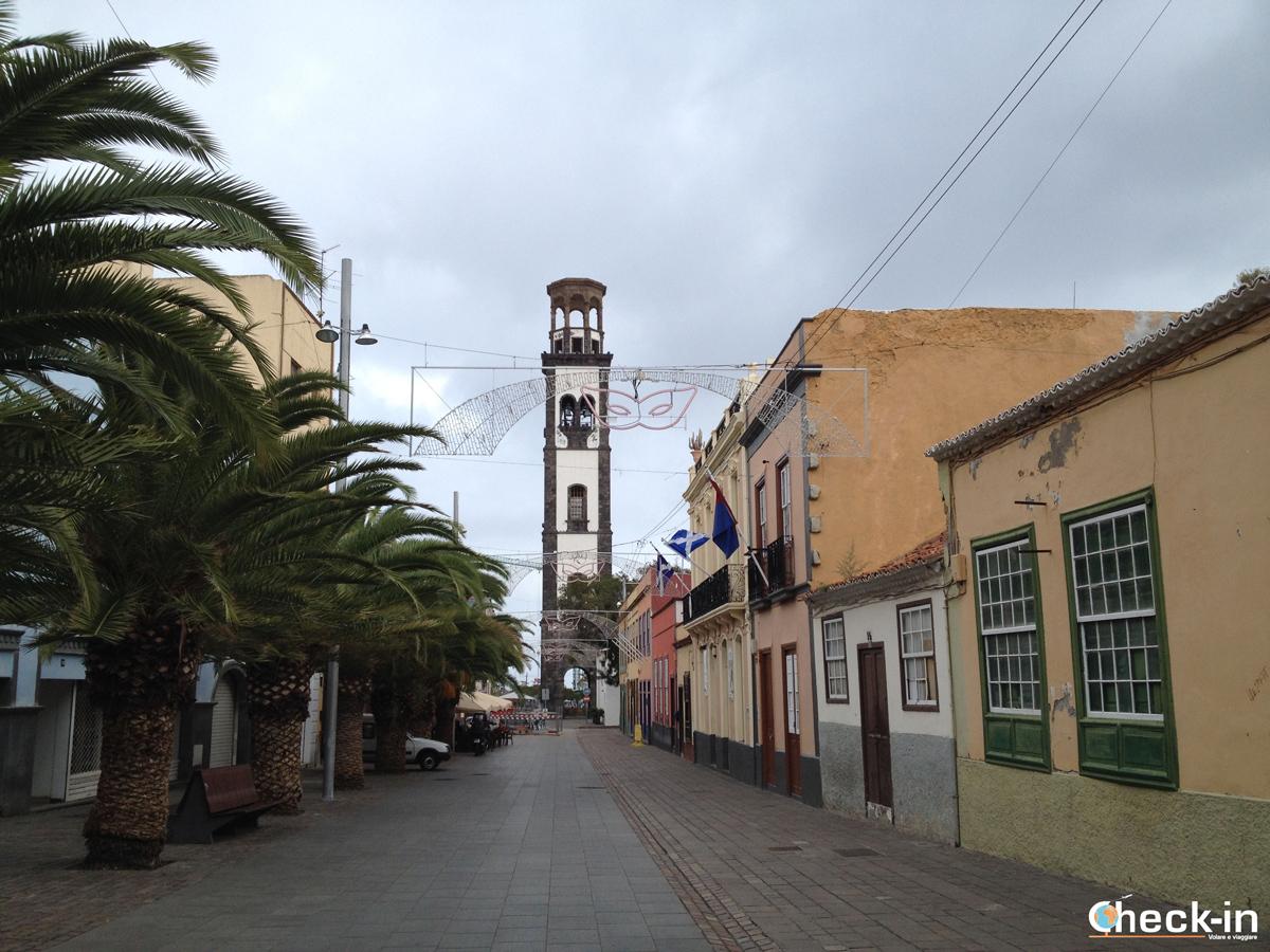 Via di Santa Cruz de Tenerife