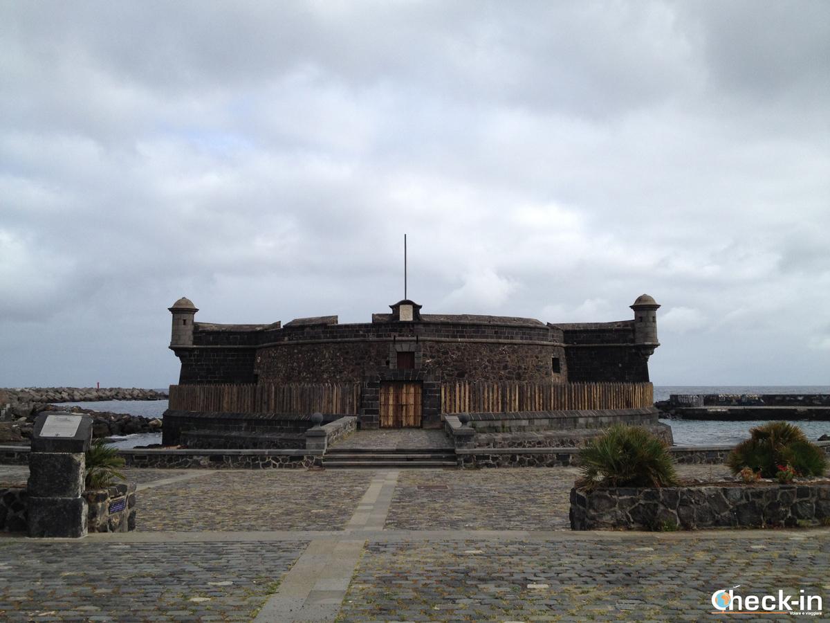 Il Castello di S. Juan Bautista a Santa Cruz de Tenerife
