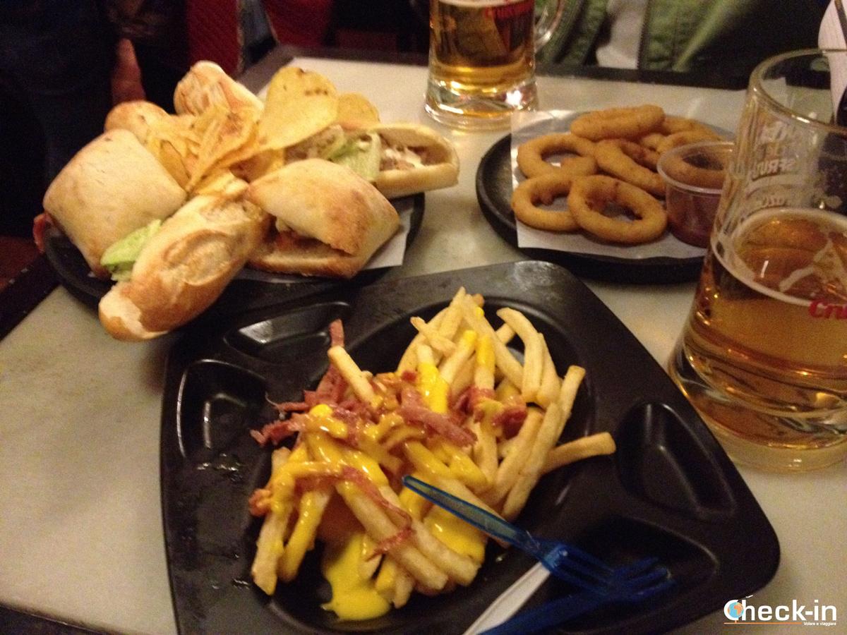 6 posti dove mangiare a Madrid: 100 montaditos