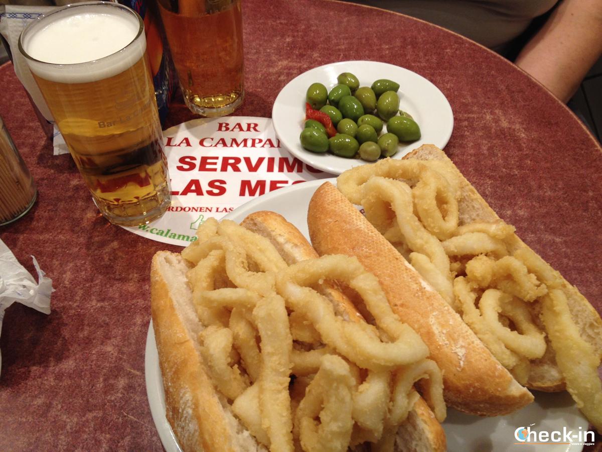 6 posti dove mangiare a Madrid: La Campana