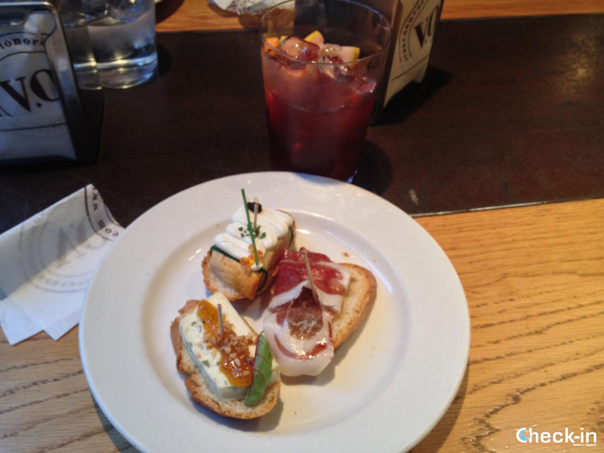 6 posti dove mangiare a Madrid: Orio Gastronomía Vasca