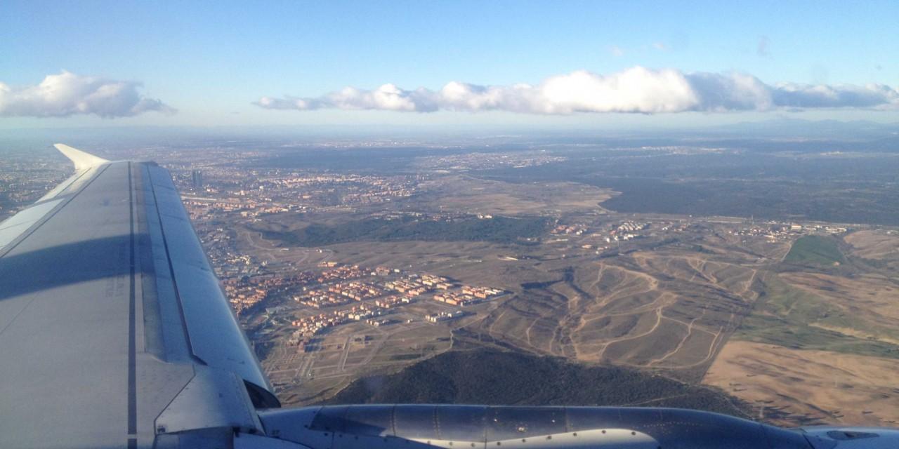 Con Iberia Express verso Tenerife