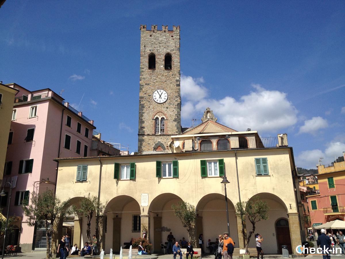Centro storico di Monterosso al mare