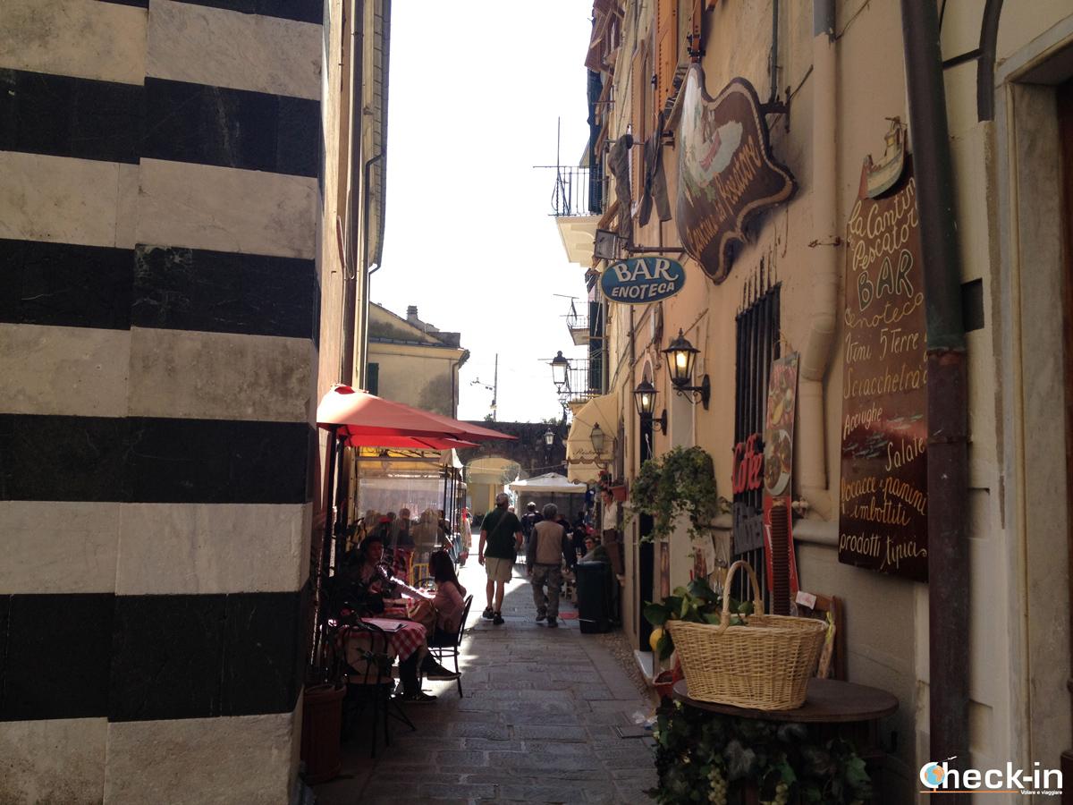 Monterosso al mare: passeggiata nel suo centro storico