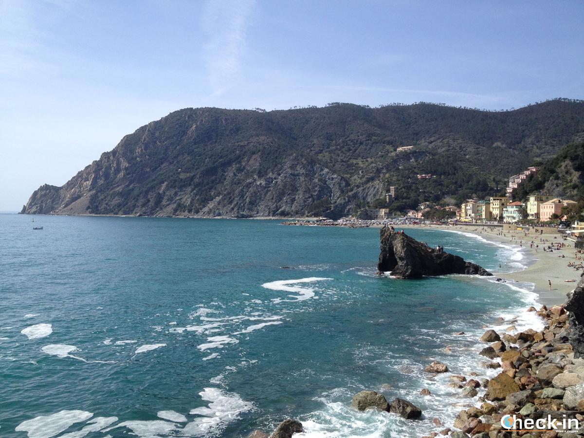 Spiaggia di Fegina, Monterosso al mare