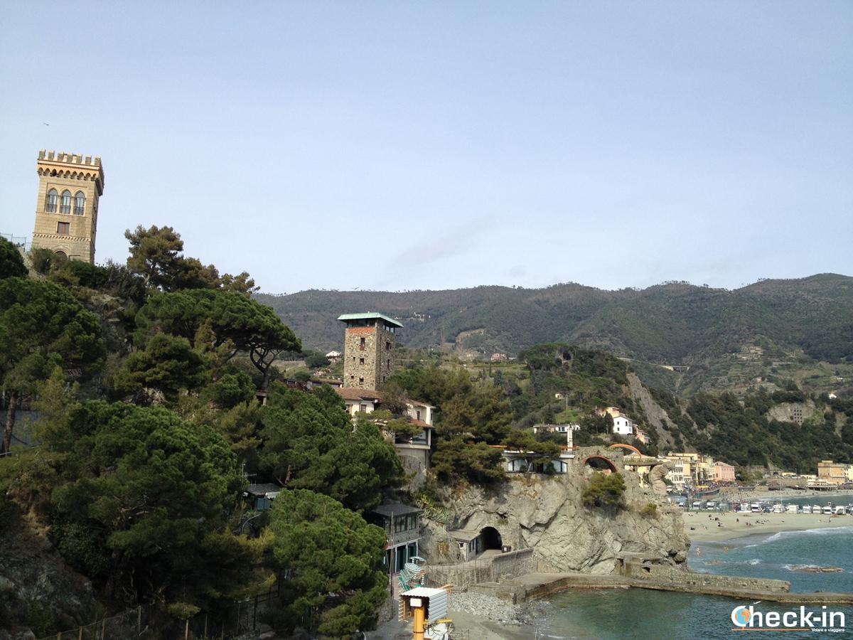 Statua del Gigante, Monterosso al mare