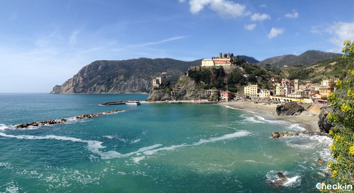 Monterosso al mare: vista panoramica