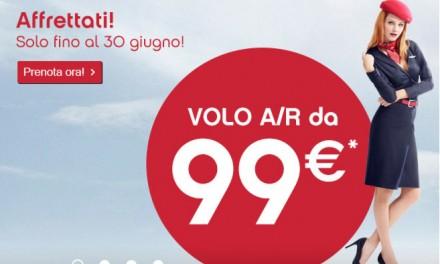 Offerte Air Berlin a partire da 89€