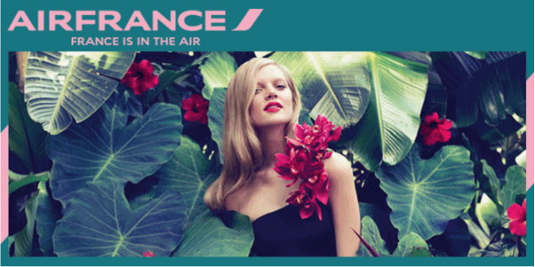 promozione Air France Caraibi